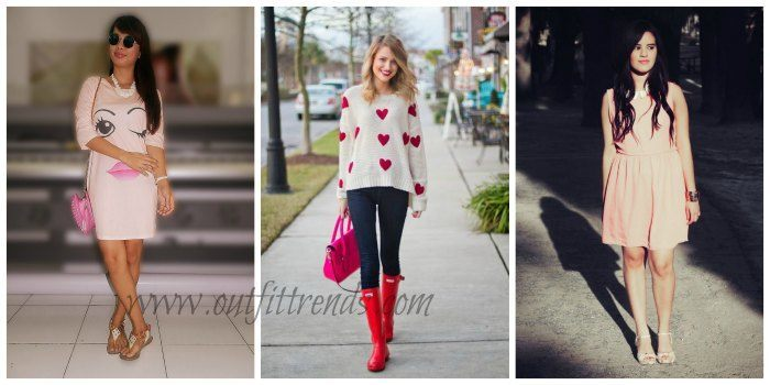 886589331 2017 Cute Valentine s Day Outfits For Teen Girls – 28 Ideas