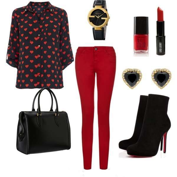 2015 cute outfits for valentines day teen girls (4)
