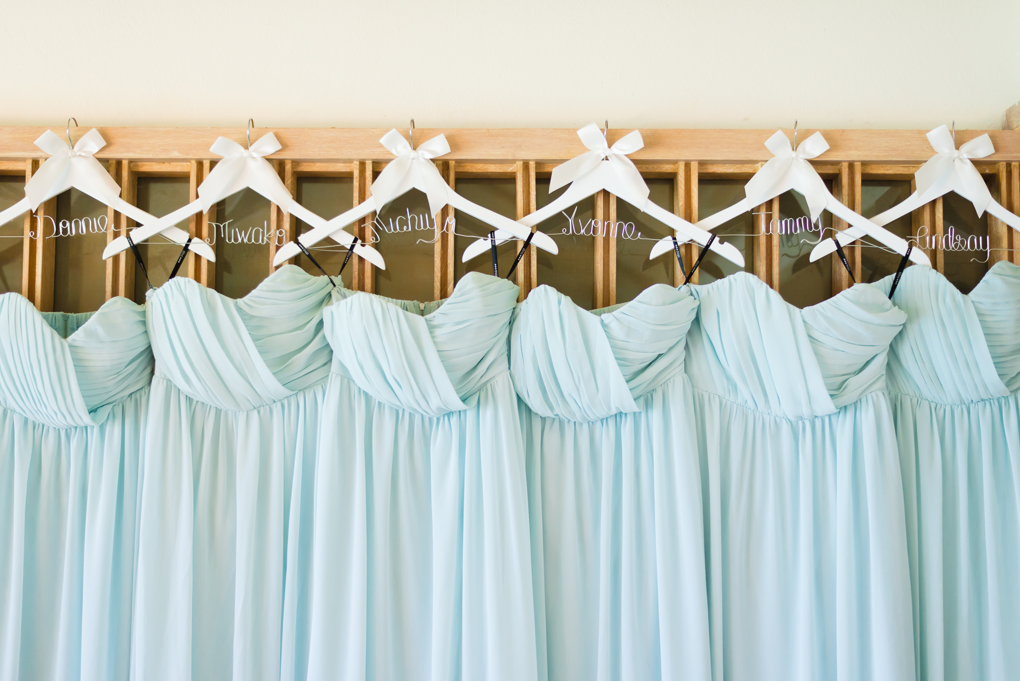 blue bridesmaid dresses - photo by DarinImages http://ruffledblog.com/this-bride-is-sharing-all-you-need-to-know-about-a-destination-wedding-in-thailand
