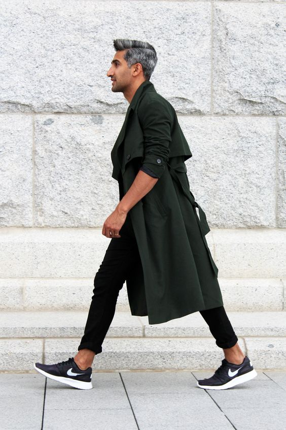 trench coat outfits for winter (6)