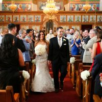 Wedding ceremony picture - HydeParkPhoto