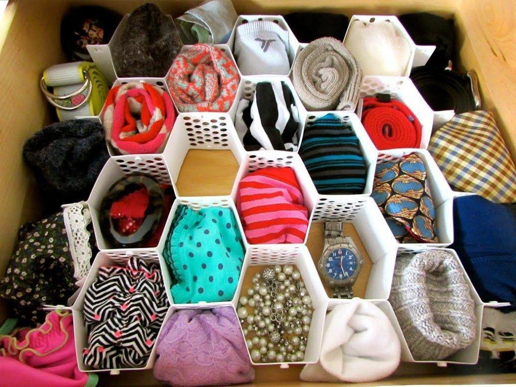 Mini Box organizers in Drawers