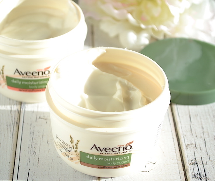 Aveeno Daily Moisturizing Body Yoghurt Lotion