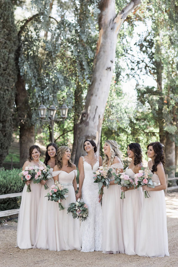 Bridesmaid picture ideas - William Innes Photography
