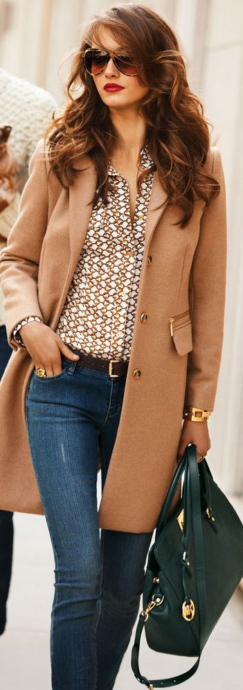 Trench Coat Outfits Women-19 Ways to Wear Trench Coats this Winter (15)
