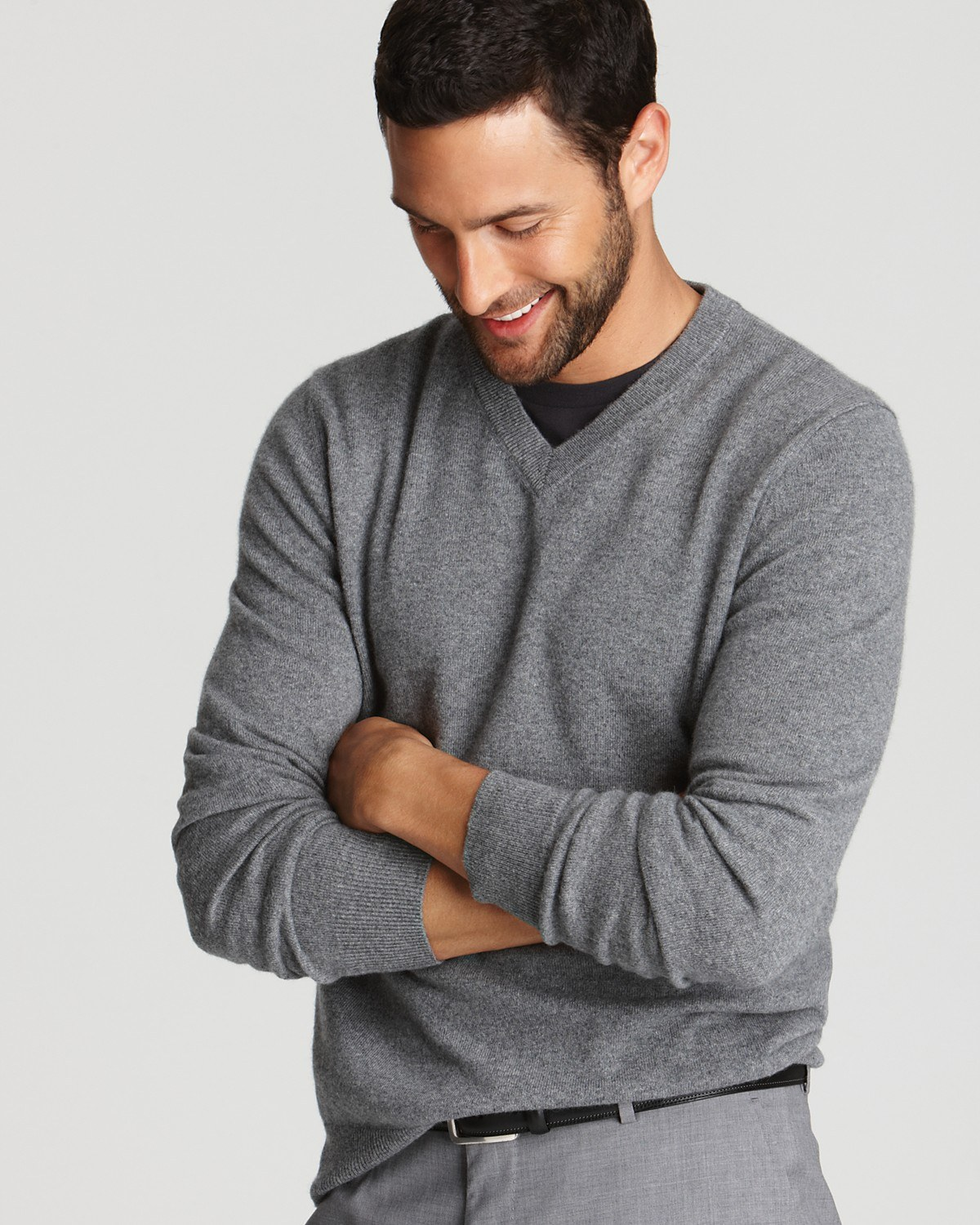 men sweater outfits