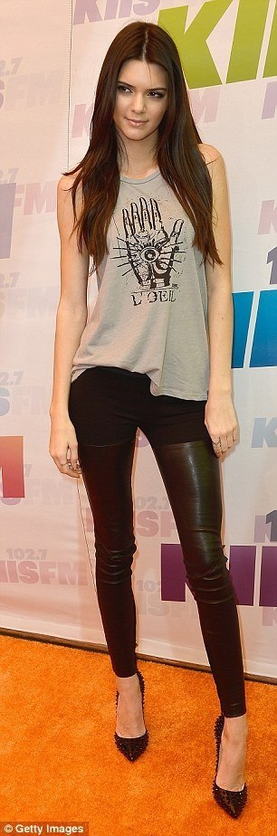 Kendal Jenner Outfit Ideas