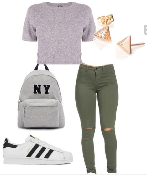 best outfits with adidas superstars (20)