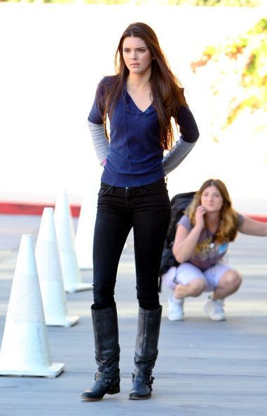Kendall Jenner In skinny Jeans