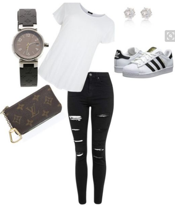 best outfits with adidas superstars (2)