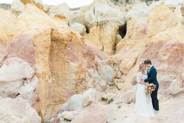 Paint Mines Colorado | Green Blossom Photography