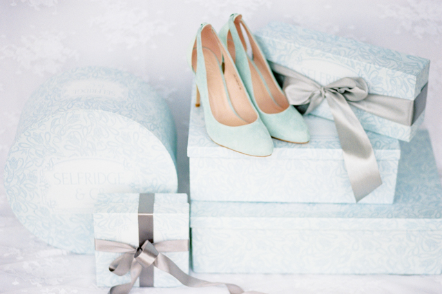 Mint wedding shoes | Nadiya Niyazova Photography