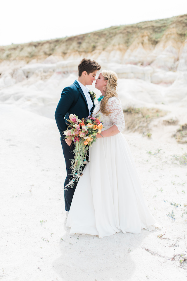 Southwest wedding inspiration shoot | Green Blossom Photography
