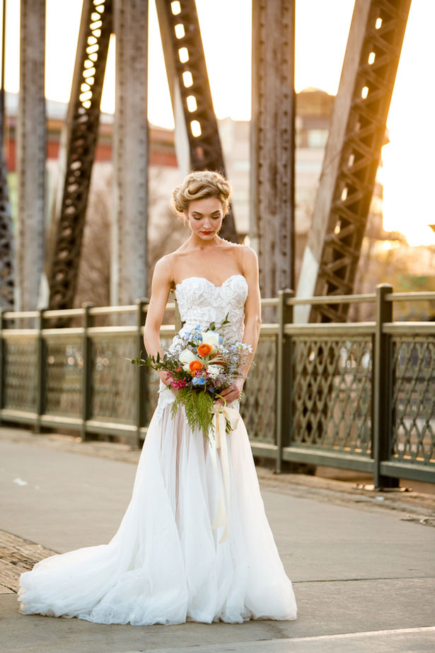 Bridal picture - Aldabella Photography