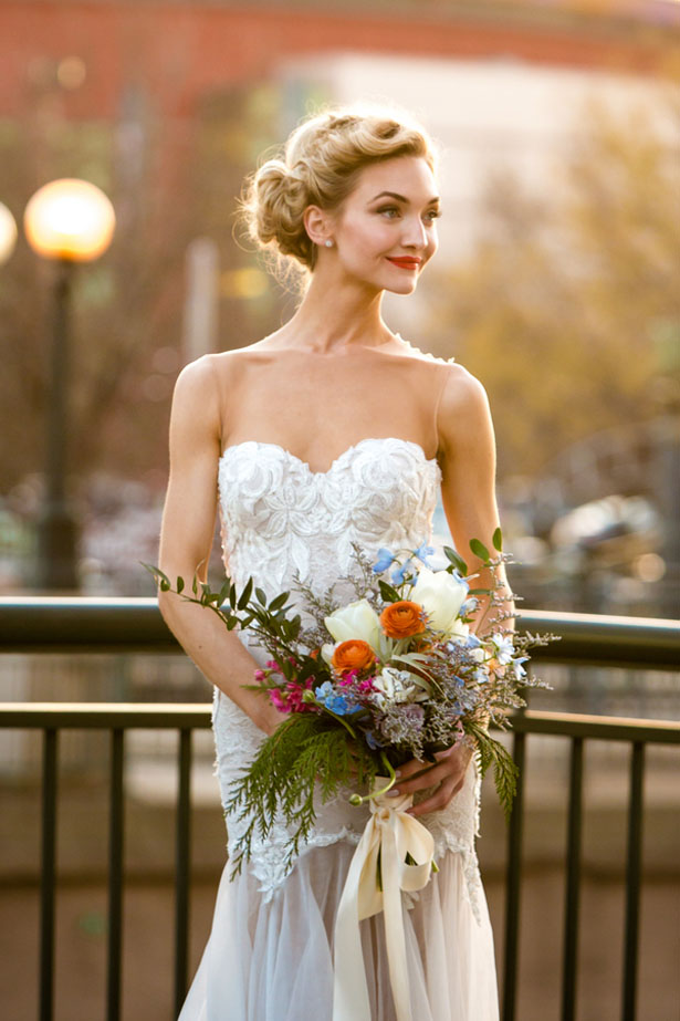 Gorgeouse bridal picture - Aldabella Photography