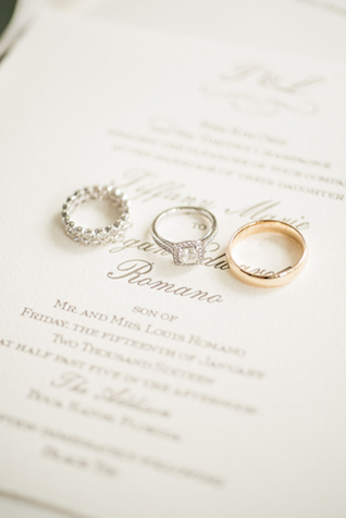 Wedding ring lineup | Starfish Studios