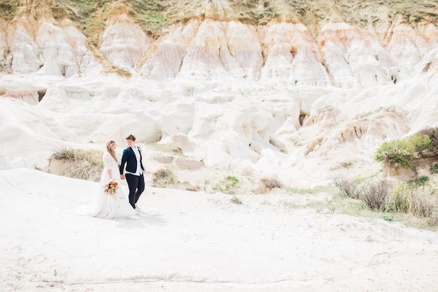 Colorado paint mines | Green Blossom Photography