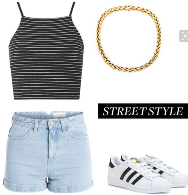 best outfits with adidas superstars (9)