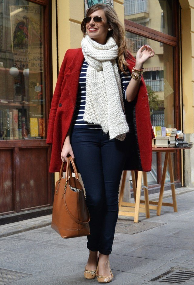 Cute Infinity scarves for girls