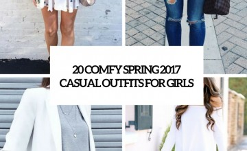 comfy spring 2017 outfits for girls cover