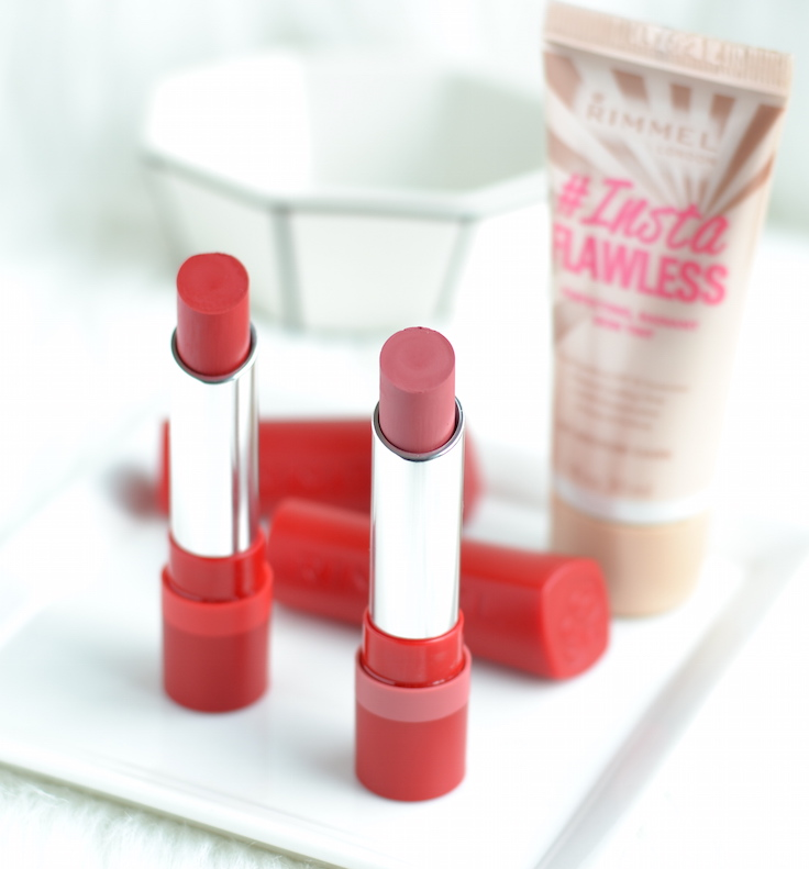 Looking for an affordable and long-lasting drugstore matte lipstick with an amazing color payoff? You need to try the new Only One Matte Lipsticks by Rimmel!