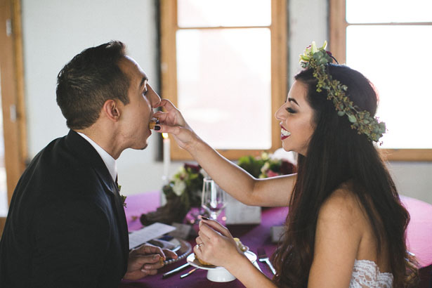 Bride and groom silly photo ideas - Alicia Lucia Photography