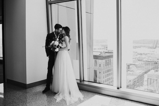 Seattle wedding venues | Lena Peterson Photography