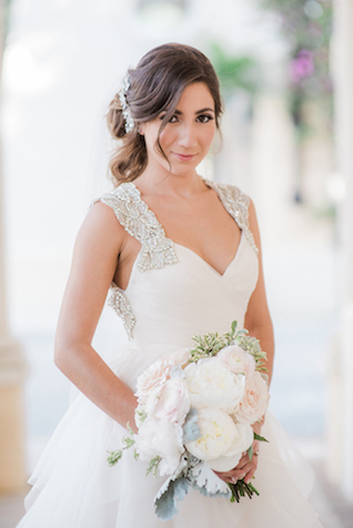 Carrie Gown by Hayley Paige | Starfish Studios