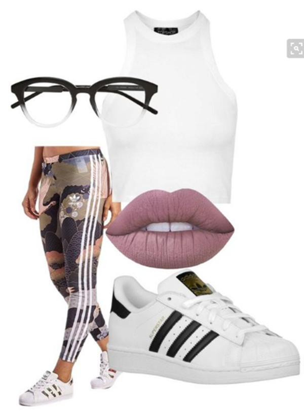 best outfits with adidas superstars (1)