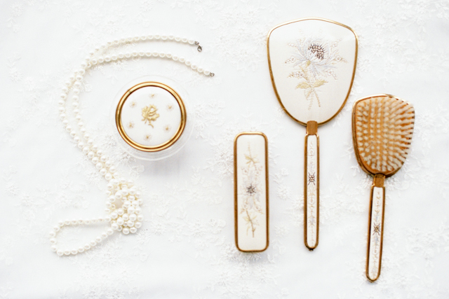 Vintage boudoir accessories | Nadiya Niyazova Photography