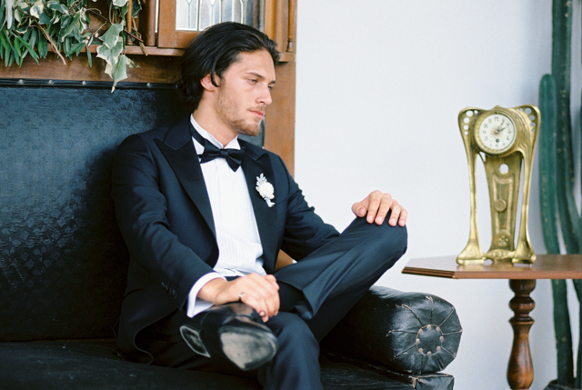 Groom's Attire | Nadiya Niyazova Photography