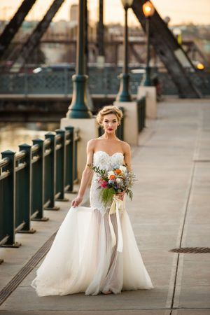 Pretty bridal photo - Aldabella Photography