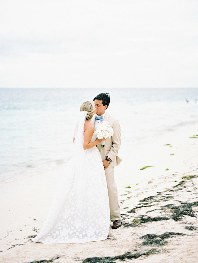 Punta Cana beach wedding Asia Pimentel Photography