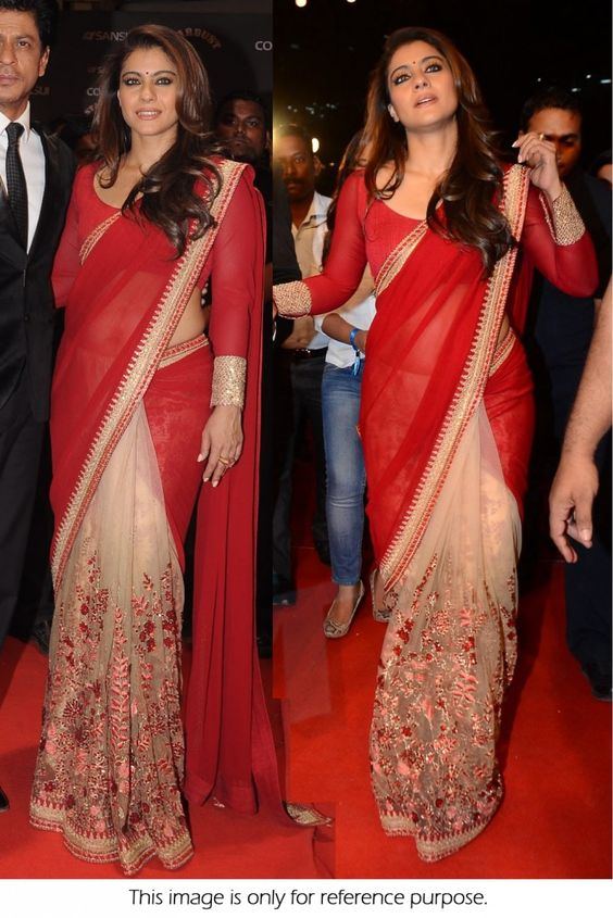 16 ways to wear saree for curvy women (4)