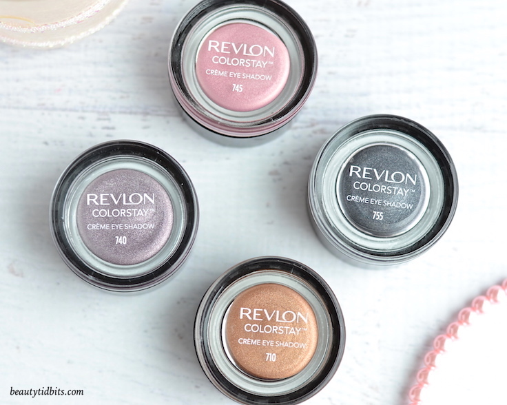 Revlon ColorStay™ Creme Eye Shadows
