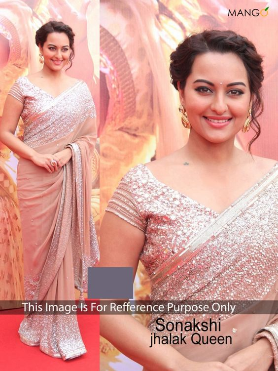 16 ways to wear saree for curvy women (5)