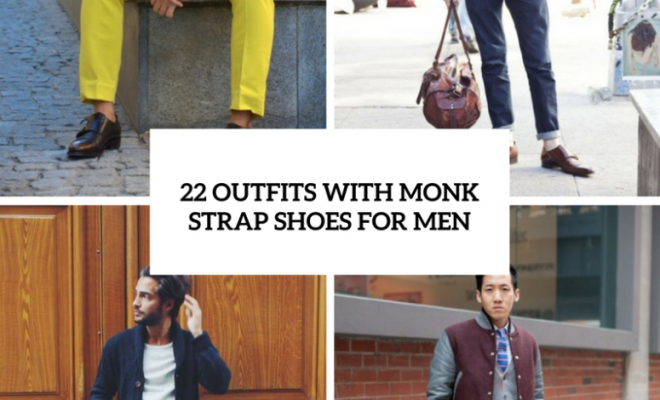 b7271a3e18d0 Elegant Men Outfits With Monk Strap Shoes. A choice of shoes is always  difficult
