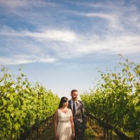 Vineyard Wedding- Sam Hurd Photography