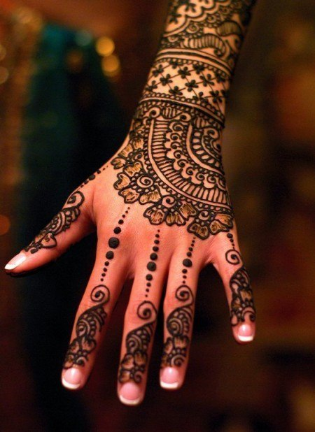 Cool Mehndi Designs