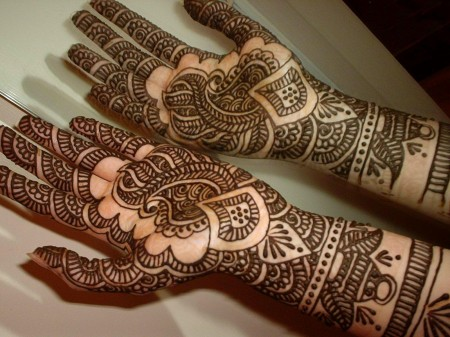 Cool Wedding Mehndi Designs
