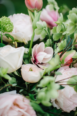 Magnolia themed wedding | Greta Tucker Photographer