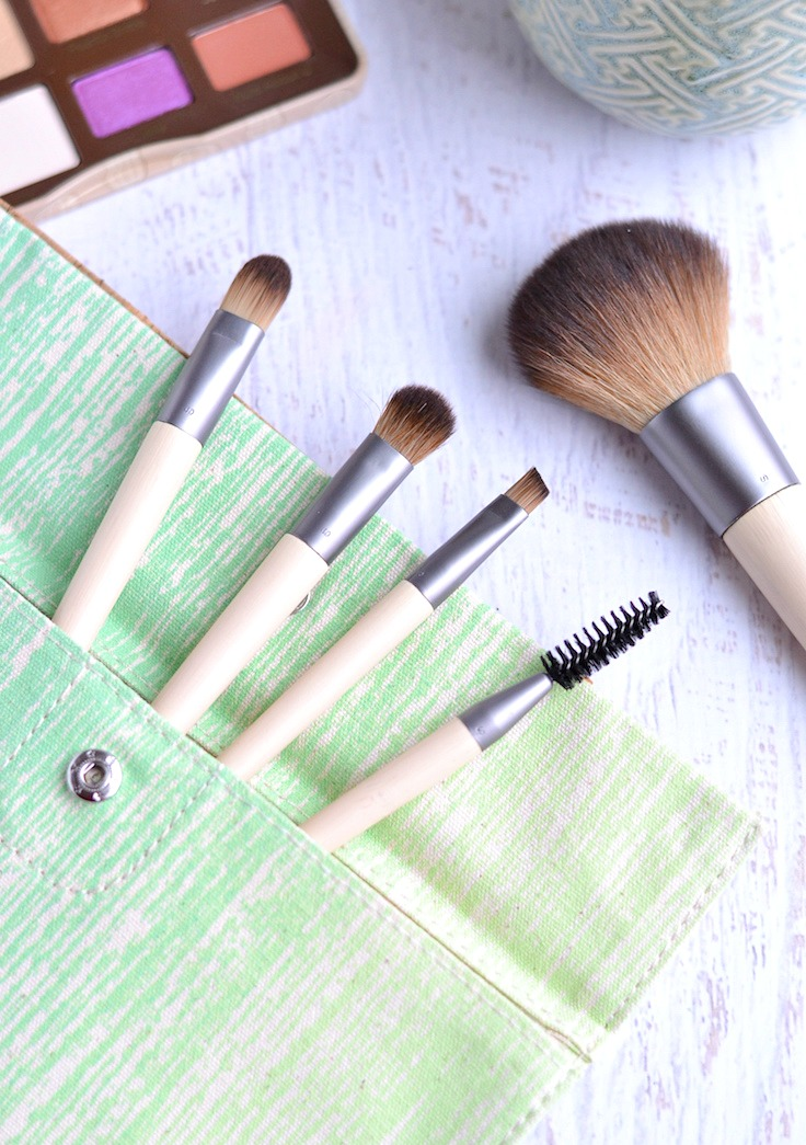 EcoTools 6 piece starter makeup brush collection