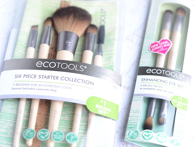 EcoTools makeup brush sets