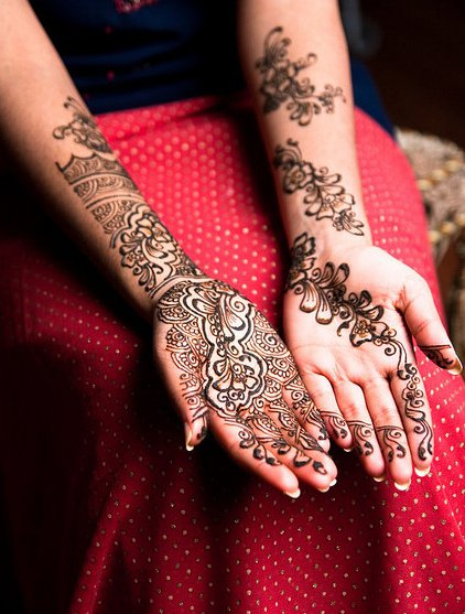 Mehndi Fashion Trends