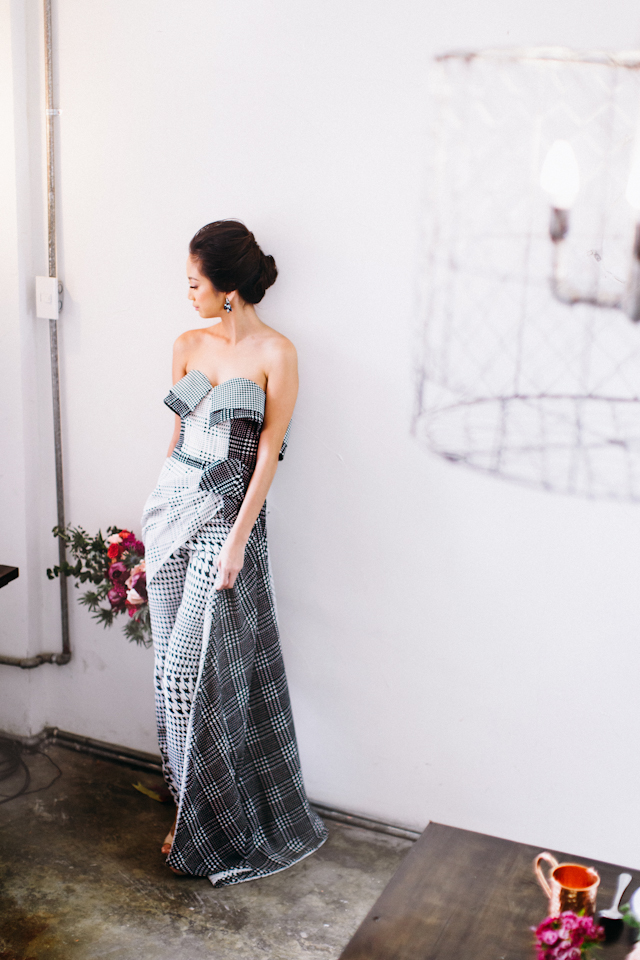 Modern jumpsuit | Blinkbox Photos and Cuckoo Cloud Concepts