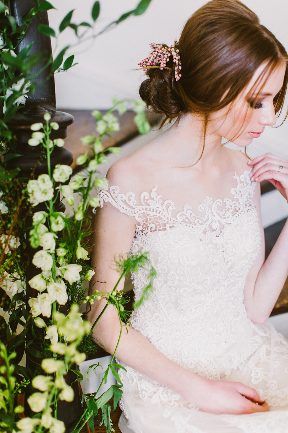 Drool worthy wedding gowns we cant stop looking at - http://ruffledblog.com/drool-worthy-wedding-gowns-we-cant-stop-looking-at photo Redfield Photography