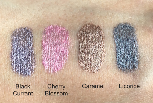 Revlon ColorStay™ Creme Eye Shadow swatches