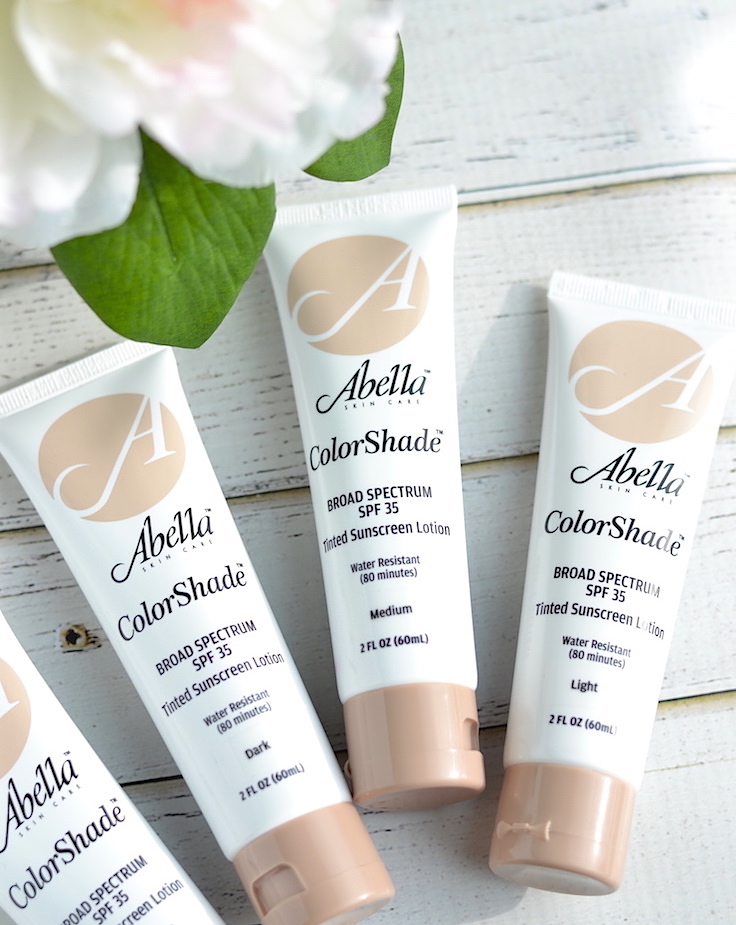 Abella Skin Care ColorShade SPF 35