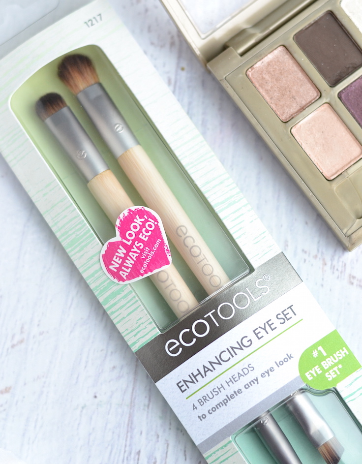 EcoTools Eye Enhancing Brush Set