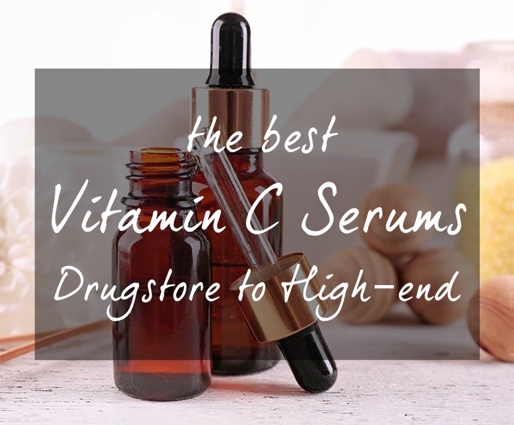 The Ultimate list of best Vitamin C Serums! If fine lines, dark spots and sun damage are messing with your complexion, you need these vitamin c serums to get naturally glowing skin!